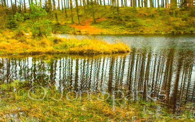 A more recent photo of Goosey Foot Tarn